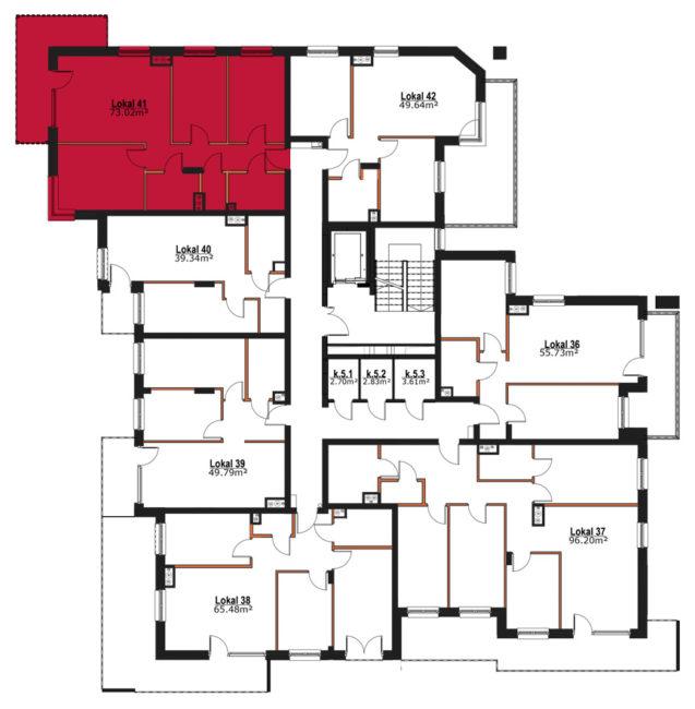 Apartmanety Poezji - M41