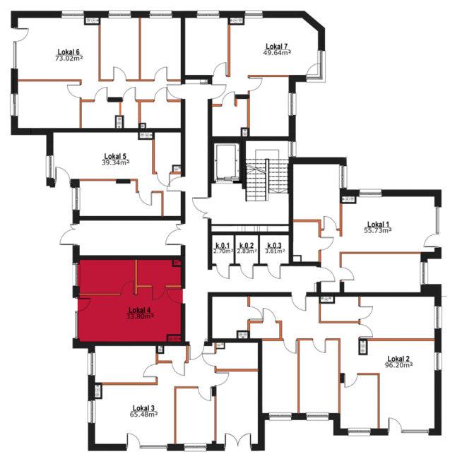Apartmanety Poezji - M4