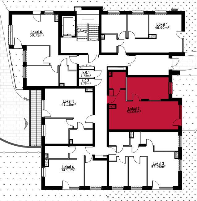 Apartmanety Poezji - M2