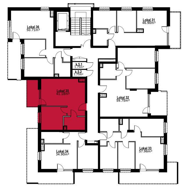 Apartmanety Poezji - M35