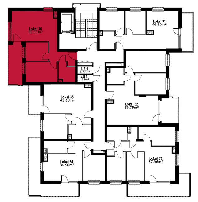 Apartmanety Poezji - M36