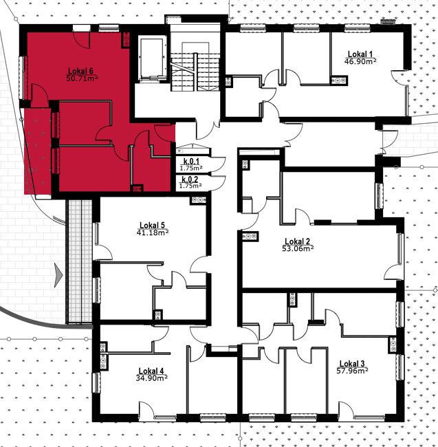 Apartmanety Poezji - M6