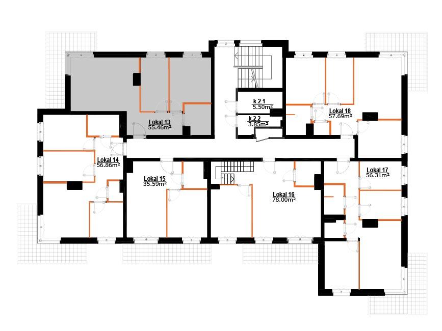 Mieszkania Zabrze Grzybowice - 13