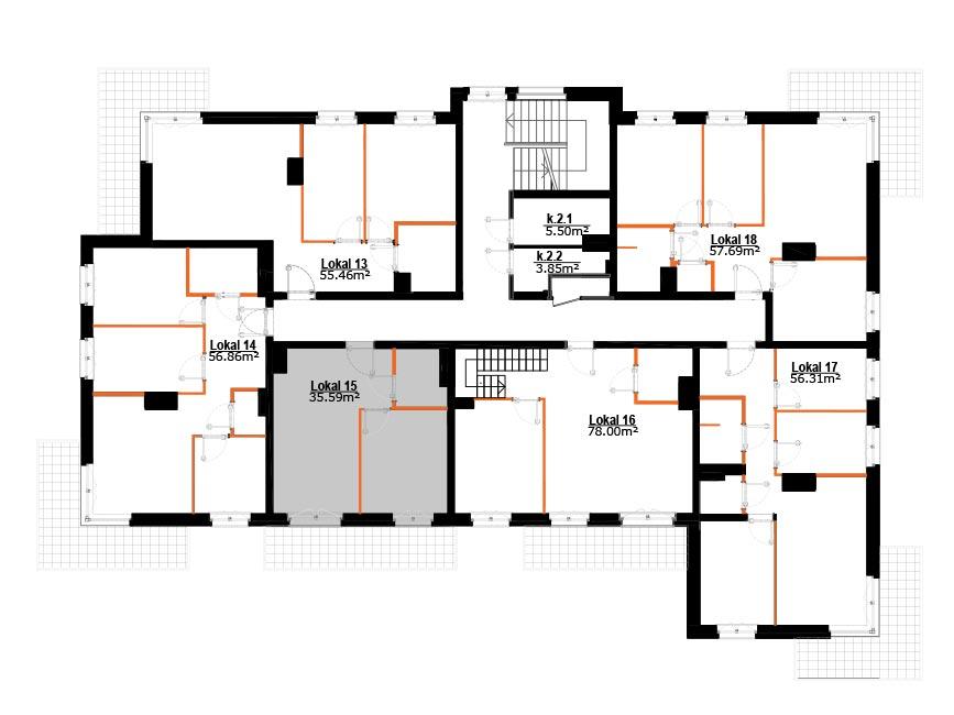 Mieszkania Zabrze Grzybowice - 15