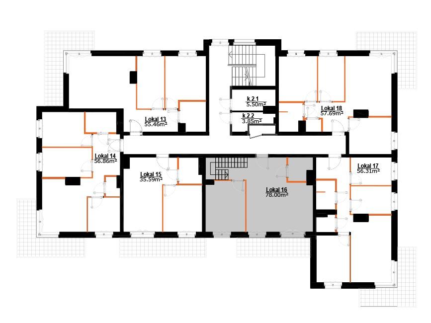 Mieszkania Zabrze Grzybowice - 16
