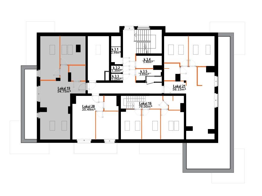 Mieszkania Zabrze Grzybowice - 19