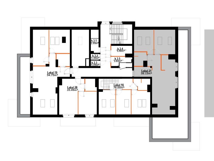 Mieszkania Zabrze Grzybowice - 21