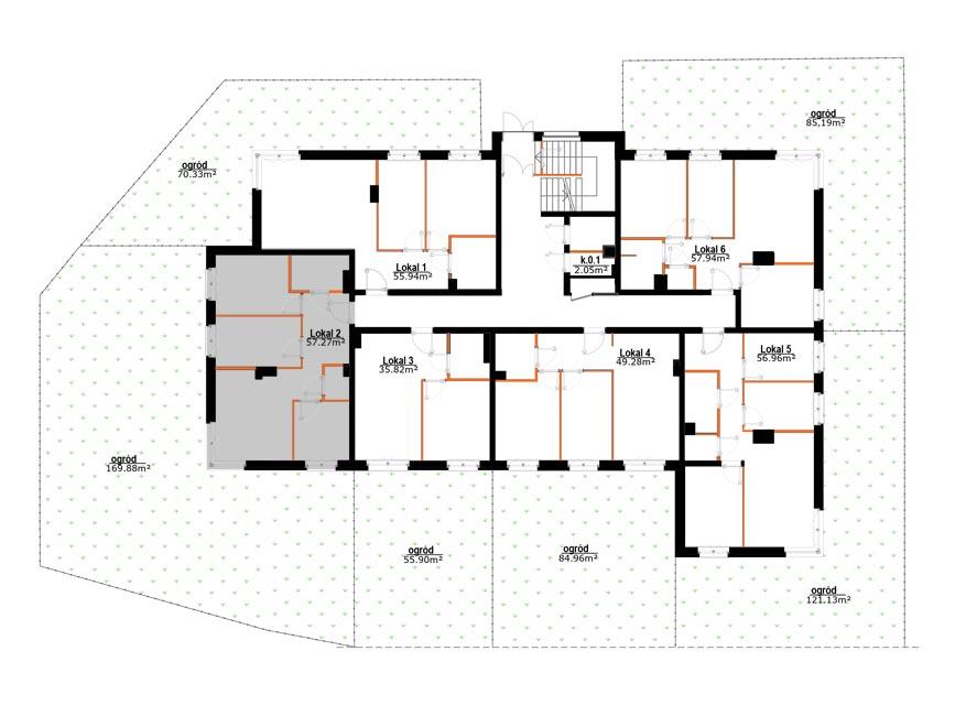 Mieszkania Zabrze Grzybowice - 2