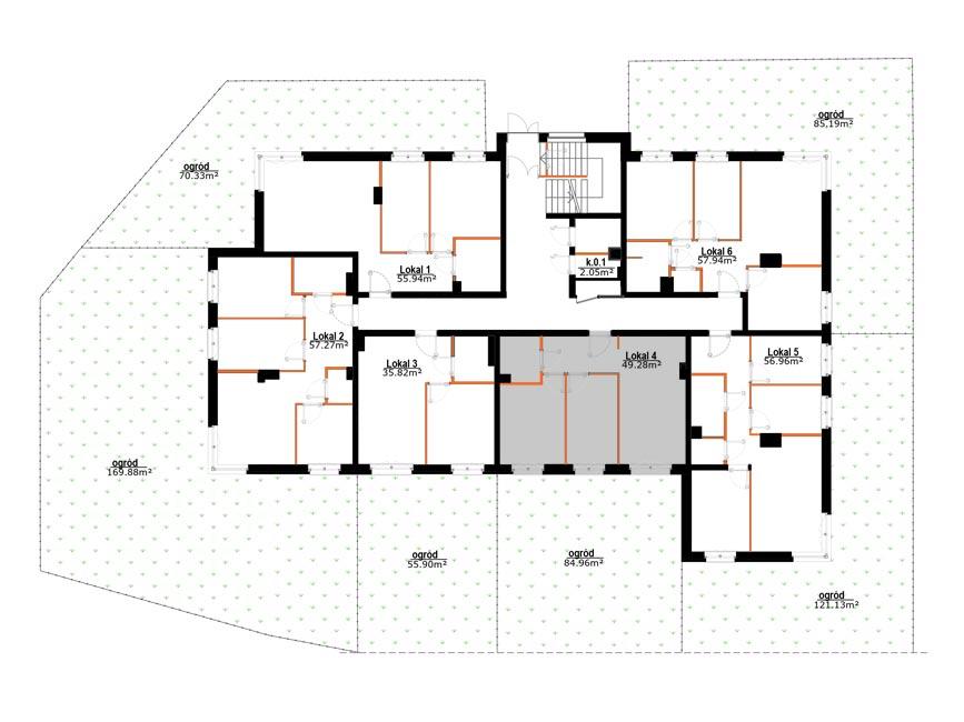 Mieszkania Zabrze Grzybowice - 4