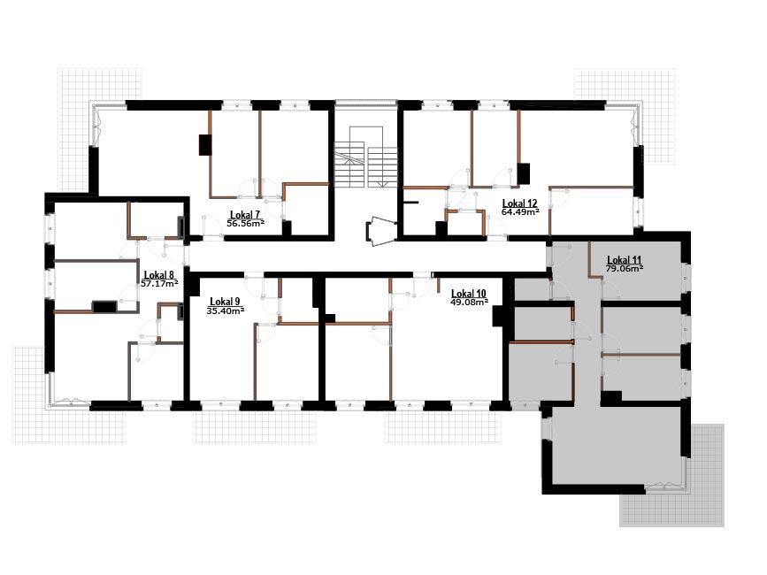Mieszkania Zabrze Grzybowice - 11