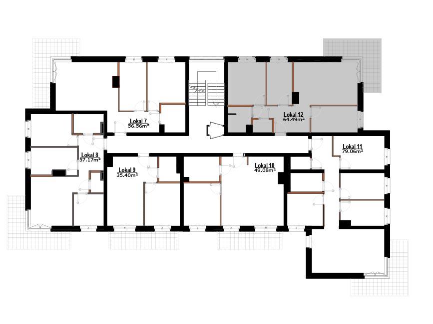 Mieszkania Zabrze Grzybowice - 12
