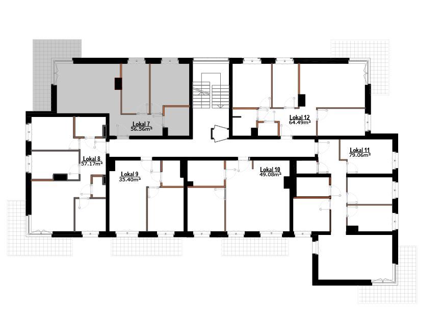 Mieszkania Zabrze Grzybowice - 7