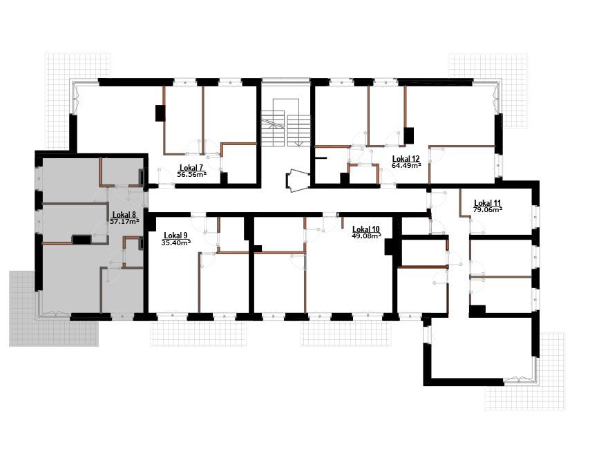 Mieszkania Zabrze Grzybowice - 8