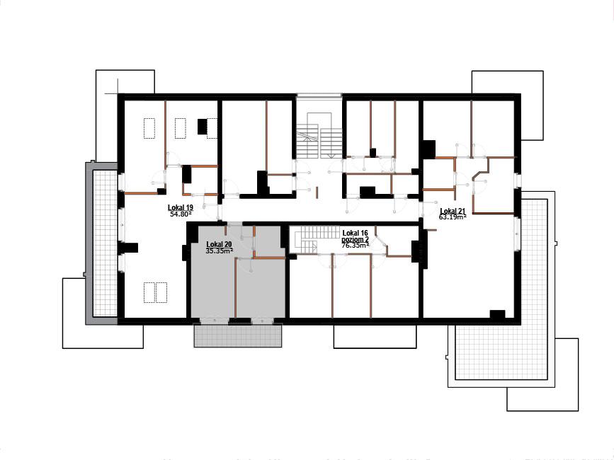 Mieszkania Zabrze Grzybowice - 20