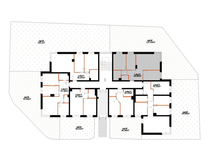 Mieszkania Zabrze Grzybowice - 6