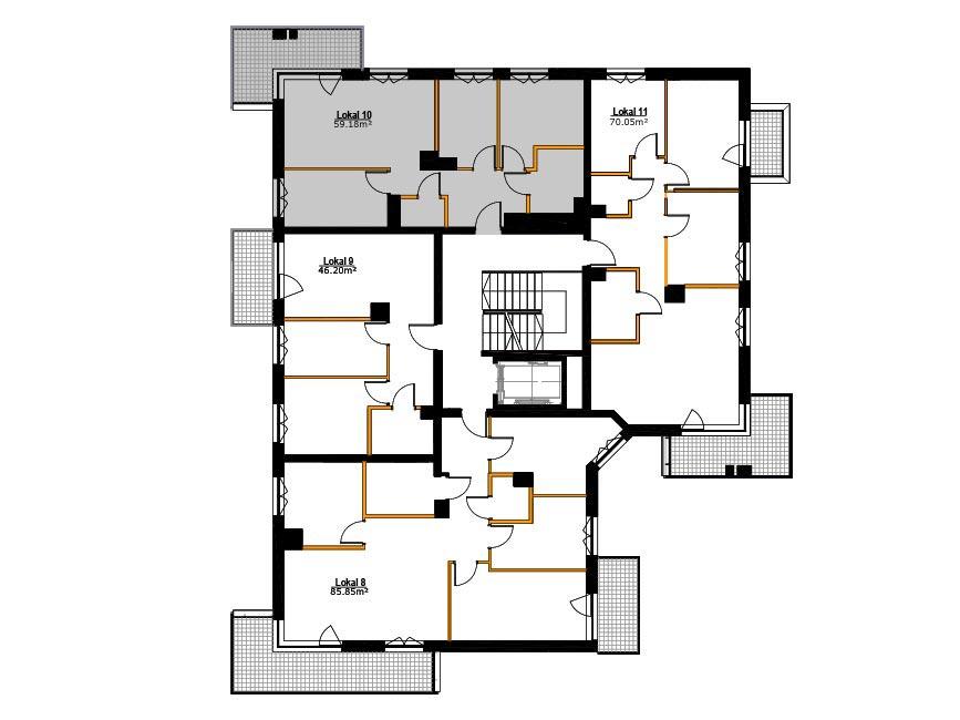Apartamenty Zabrze Centrum - M10