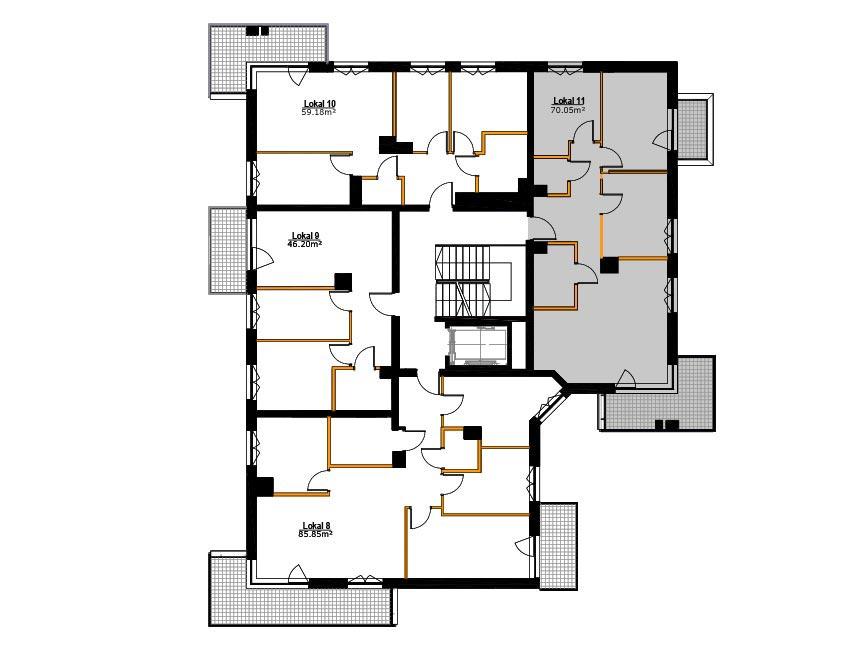 Apartamenty Zabrze Centrum - M11