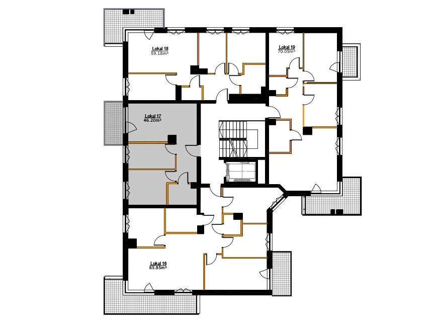 Apartamenty Zabrze Centrum - M17