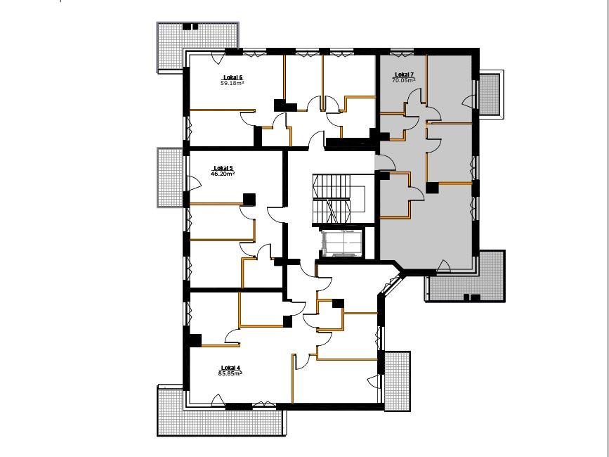Apartamenty Zabrze Centrum - M7