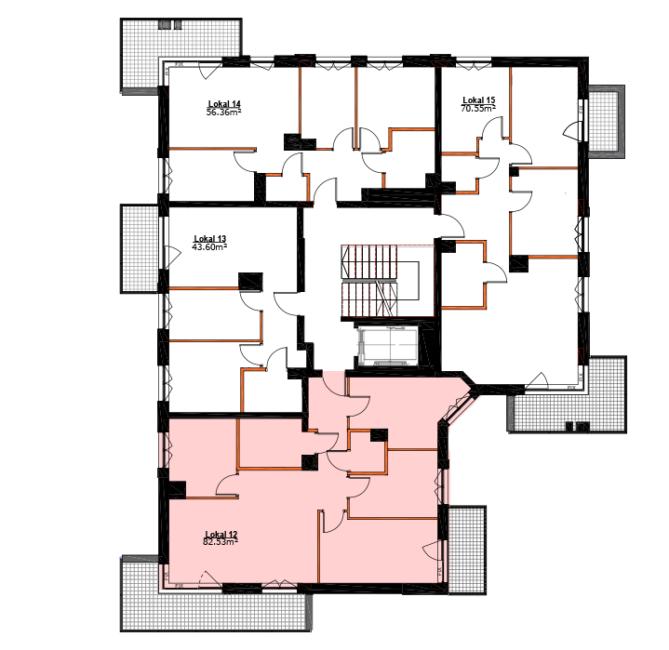 Apartamenty Zabrze Centrum - M12