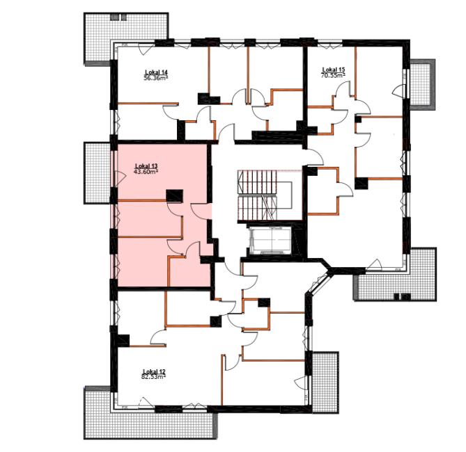 Apartamenty Zabrze Centrum - M13