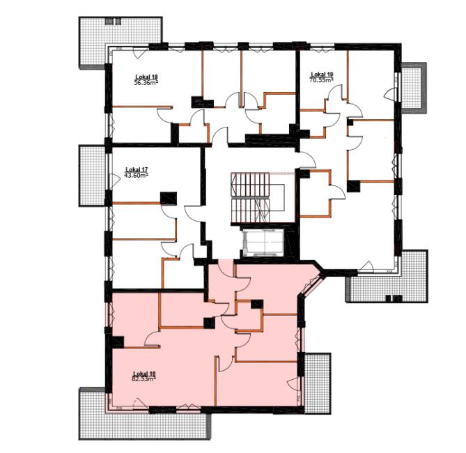 Apartamenty Zabrze Centrum - M16
