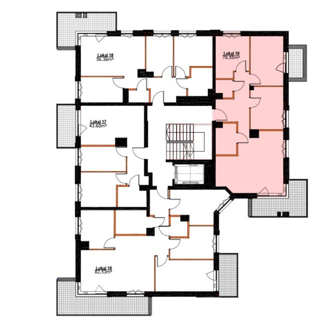 Apartamenty Zabrze Centrum - M19