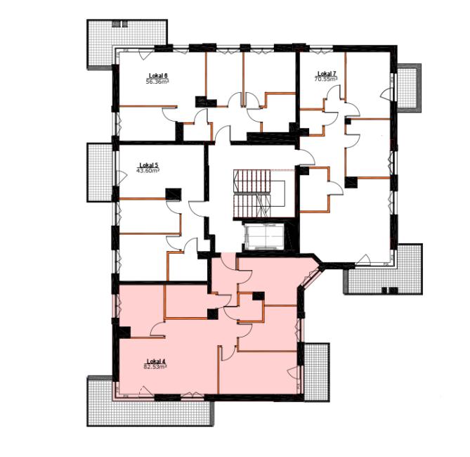 Apartamenty Zabrze Centrum - M04