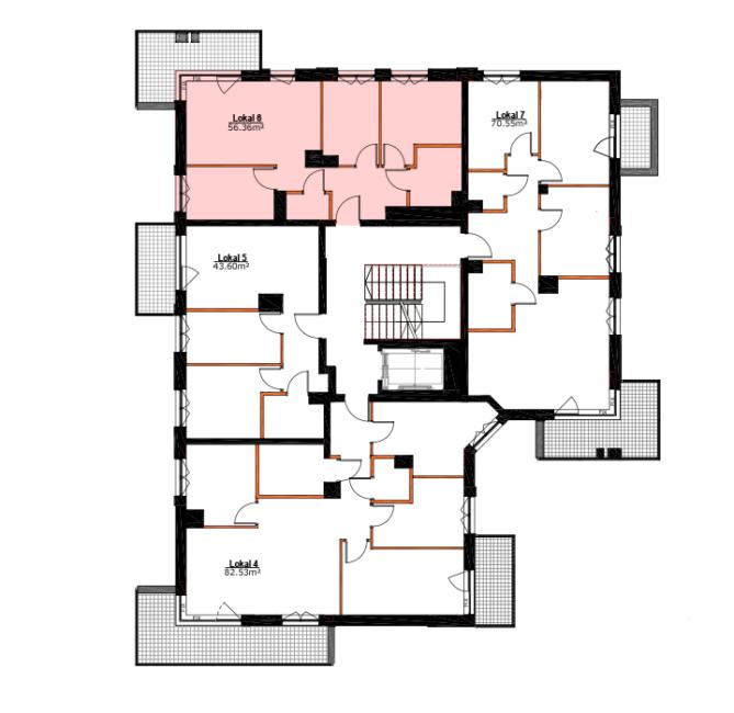 Apartamenty Zabrze Centrum - M06