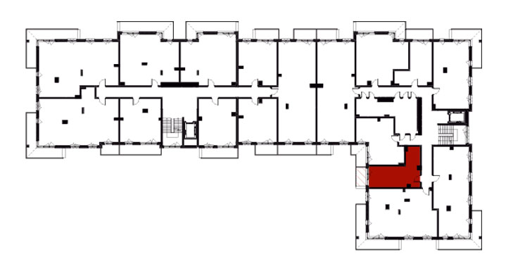 Apartmanety Poezji - AM12