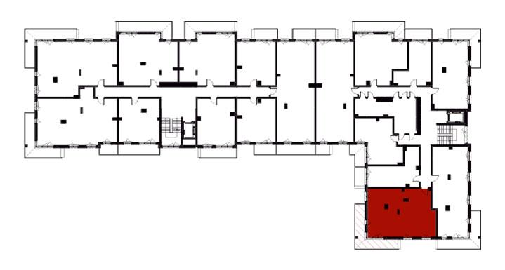 Apartmanety Poezji - AM13