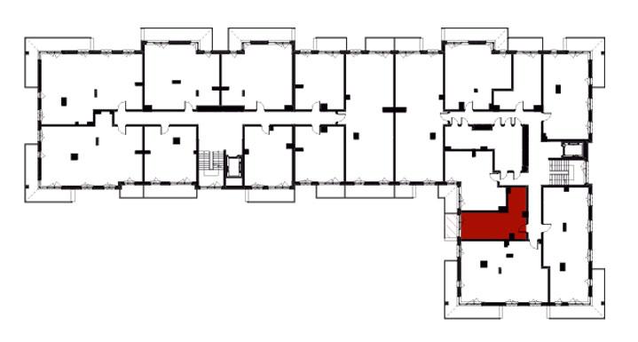 Apartmanety Poezji - AM20