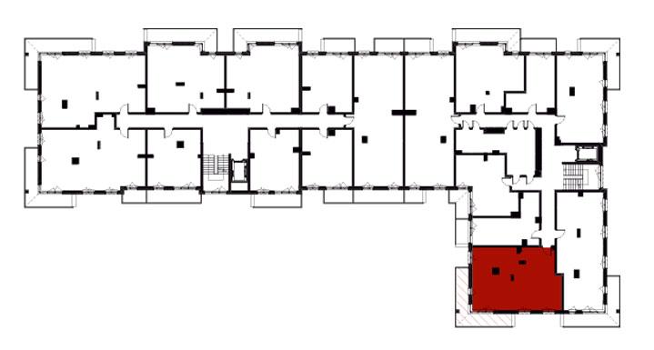 Apartmanety Poezji - AM21