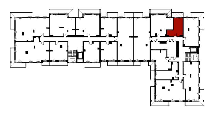 Apartmanety Poezji - AM24