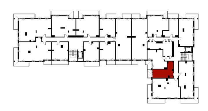 Apartmanety Poezji - AM28