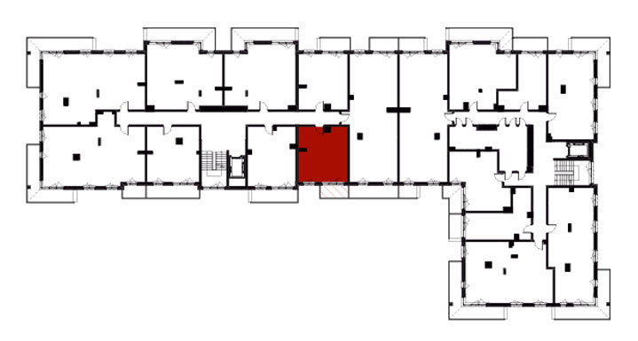 Apartmanety Poezji - AM50