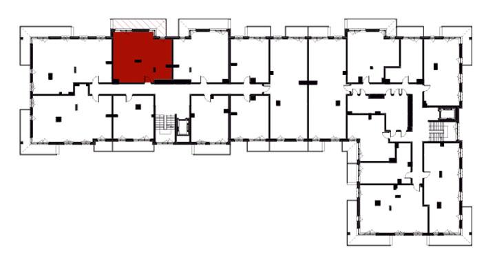 Apartmanety Poezji - AM54