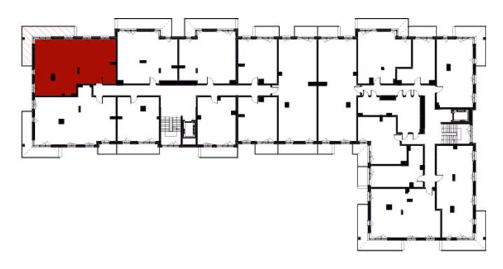 Apartmanety Poezji - AM55