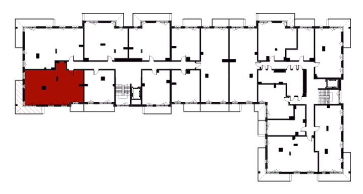 Apartmanety Poezji - AM56