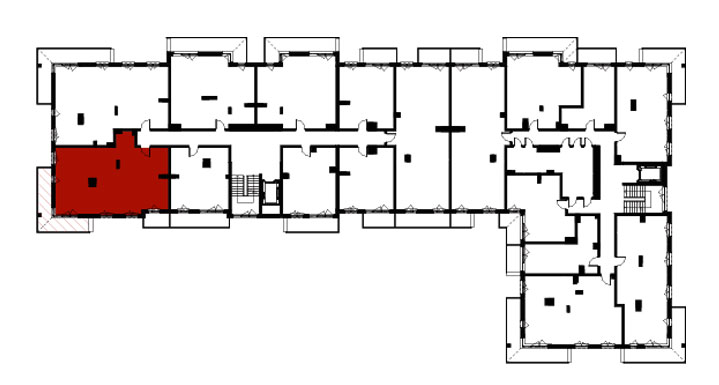 Apartmanety Poezji - AM65