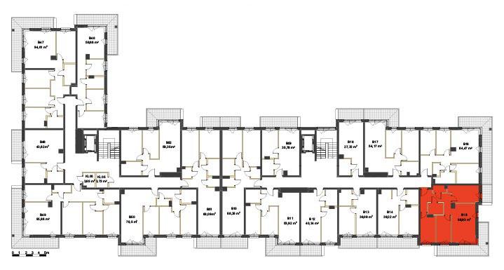 Apartmanety Poezji - BM15