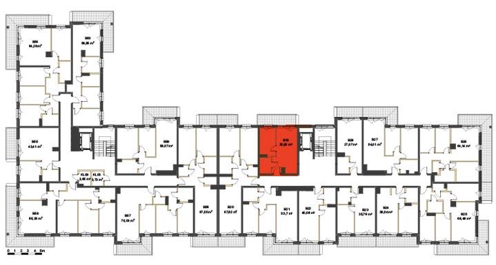 Apartmanety Poezji - BM19