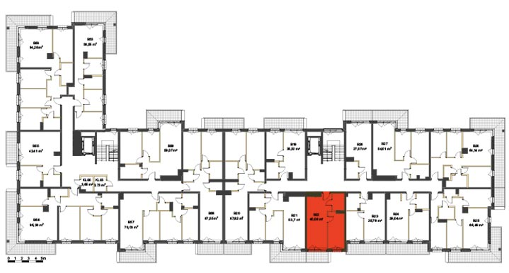 Apartmanety Poezji - BM22