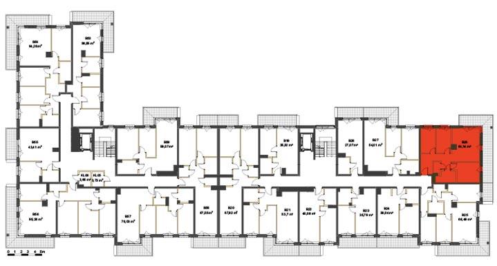 Apartmanety Poezji - BM26