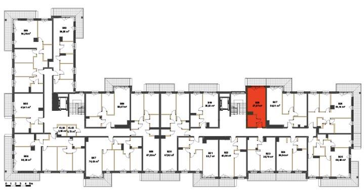 Apartmanety Poezji - BM28