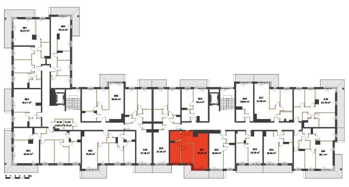 Apartmanety Poezji - BM31