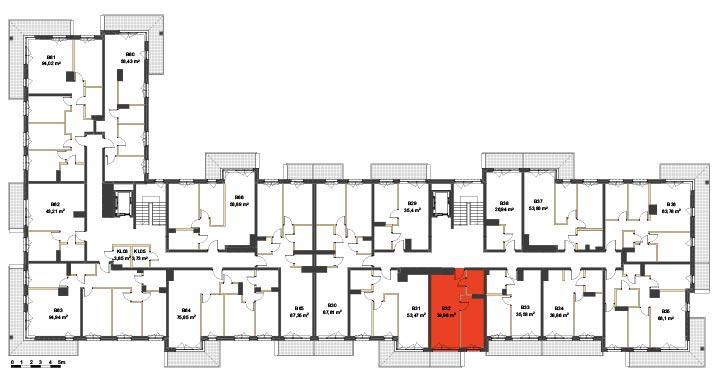 Apartmanety Poezji - BM32