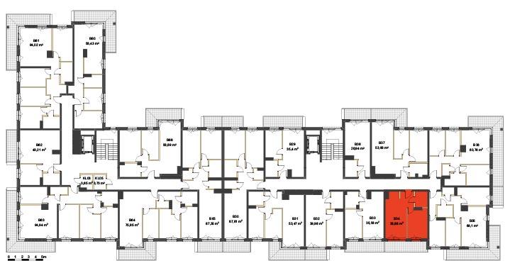 Apartmanety Poezji - BM34