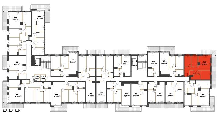 Apartmanety Poezji - BM36