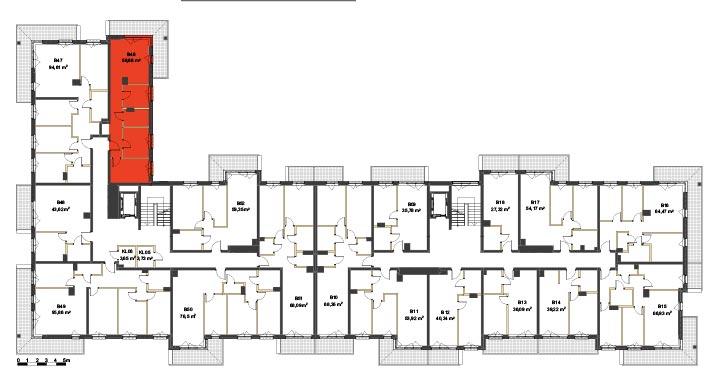 Apartmanety Poezji - BM46